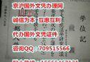 京都大学毕业证,学位记样本,日本文凭购买
